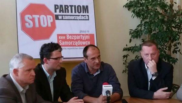 Paweł Kukiz będzie kandydował do sejmiku województwa dolnośląskiego