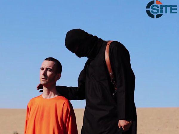Dżihadyści twierdzą, że zabili kolejnego brytyjskiego zakładnika