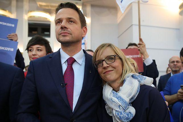 Rafał i Małgorzata Trzaskowscy