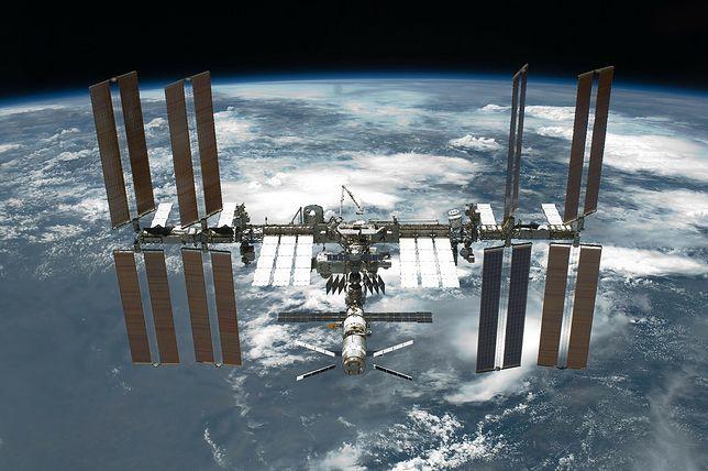 """NASA potwierdza: ISS uniknęła zderzenia z """"kosmicznymi śmieciami"""""""