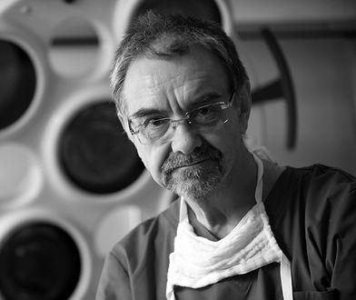 Prof. Dębski był uważany za jednego z najlepszych polskich ginekologów