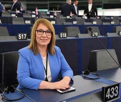 """Beata Mazurek o wiceprezydencie Warszawy: """"Gej damski bokser"""""""