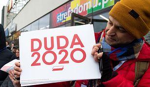 Wybory prezydenckie 2020. Wolontariusz zaatakowany w Warszawie