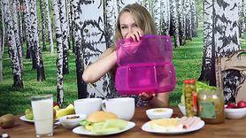 Lunchbox do szkoły, czyli zdrowe przekąski według SoKasia (WIDEO)