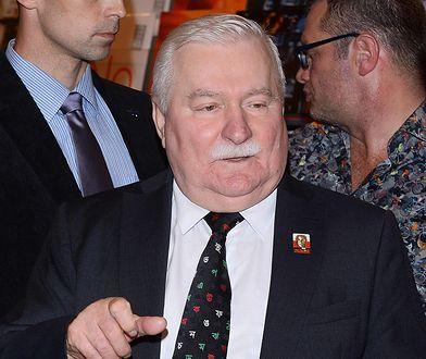 Lech Wałęsa o małżeństwie z Danutą Wałęsą