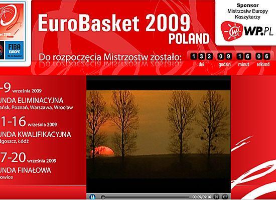 Wirtualna Polska sponsorem Eurobasket 2009