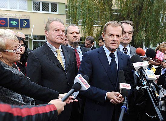 Tusk: nie ugnę się przed żądaniami związkowców