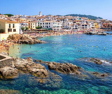 Costa Brava - idealna na jesienne wakacje