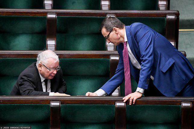 Mateusz Morawiecki komentuje sytuację w Trójce. Mówi o Kaczyńskim