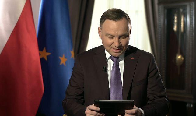 Trójka i afera ws. Listy Przebojów. Andrzej Duda zabrał głos