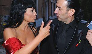 Iwona Pavlović na swoim ślubie robiła wrażenie