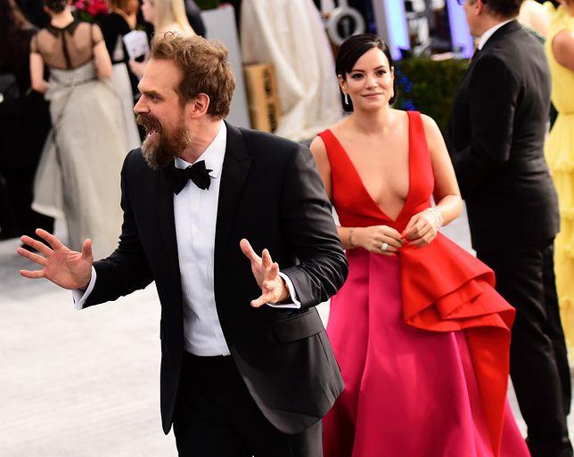 Lily Allen i David Harbour są małżeństwem