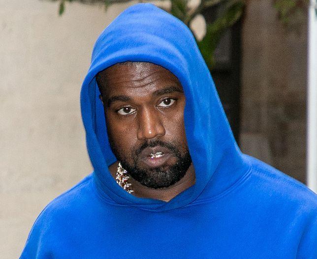 Kanye West odcina dom od świata