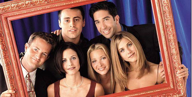 """""""Przyjaciele"""". Google świętuje 25-lecie kultowego serialu. Po wpisaniu hasła będzie niespodzianka"""