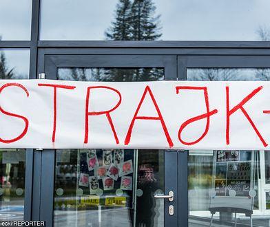 Strajk nauczycieli trwa już piąty dzień