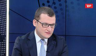 Dymisja szefa SOP. Wiceszef MSWiA Paweł Szefernaker komentuje