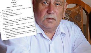 Pan Marek walczy o rentę od 2013 roku