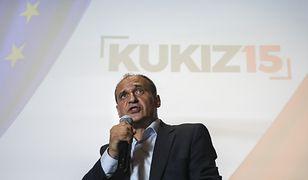 Projekt Pawła Kukiza można przeczytać w Internecie