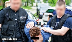 24-latek usłyszał już zarzuty i przyznał się do popełnienia zarzucanych czynów