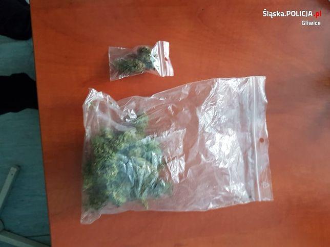 W plecaku ucznia znaleziono narkotyki