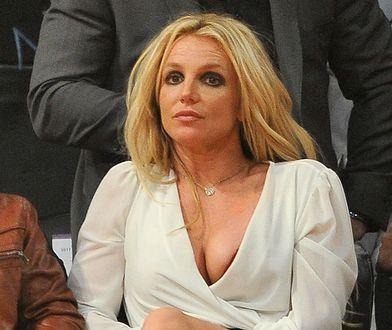 Britney Spears spędza święta bez synów. Miała jedno pocieszenie