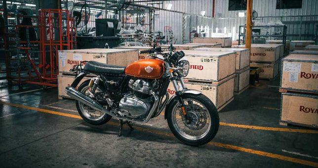 Royal Enfield będzie składał motocykle w Argentynie. To pierwsza placówka poza Indiami