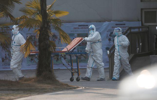 Tajemniczy wirus rozprzestrzenia się w Chinach. Początek nowej epidemii
