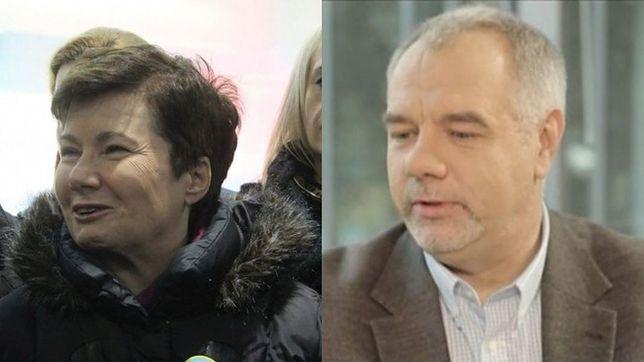 Dane z 57 proc. protokołów. Gronkiewicz-Waltz 47,11% głosów. Kto weźmie dzielnice?