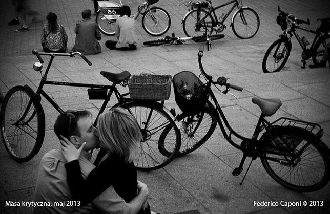 My, rowerzyści z Warszawy [WIDEO]