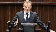 Expose premiera Donalda Tuska w Sejmie