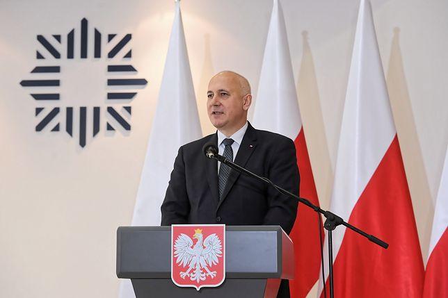 Joachim Brudziński zapewnia, że chce porozumienia z policjantami