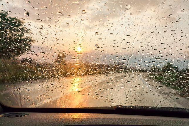 W większości kraju słońce będzie przeplatać się z deszczem