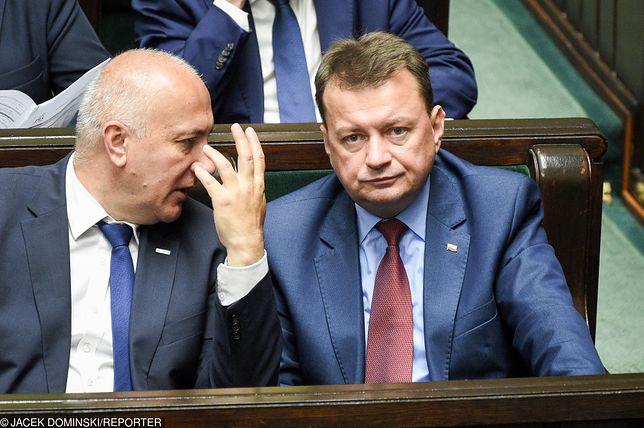To Joachim Brudziński, a nie Mariusz Błaszczak przekonał prezesa PiS, byśmy nie kupowali australijskich okrętów