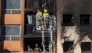 W pożarze ucierpiało 29 osób