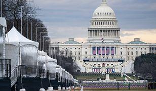 USA. Trwają przygotowania do zaprzysiężenia Joe Bidena