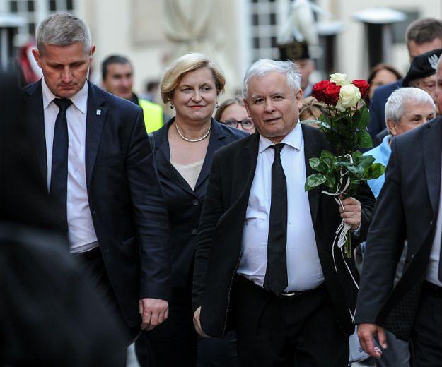 Jarosław Kaczyński: nasza obecność tu przeciwstawia się rebelii, niszczeniu wielkiego planu dla Polski