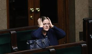 Krystyna Pawłowicz nie chce prac nad ustawą liberalizującą aborcję