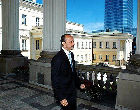 Marcinkiewicz przesłuchany ws. szantażu lustracyjnego Gilowskiej
