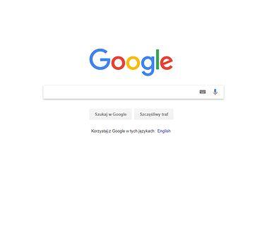 Google.com, to najpopularniejsza strona na świecie