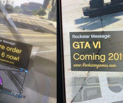 """Według wcześniejszych plotek """"GTA VI"""" miałoby pojawić się jeszcze w 2019 r."""