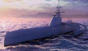 Bezzałogowy myśliwy - nowa superbroń Amerykanów. Oto Sea Hunter