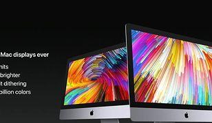 Nowe komputery iMac zapowiedziane. Są też ulepszone MacBooki