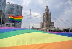 Warszawa. Trzaskowski weźmie udział w paradzie równości. Będzie na inauguracji
