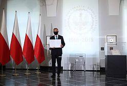 """Odbudowa Pałacu Saskiego. Andrzej Duda zdecydował. Padły słowa o """"bezczelności"""""""