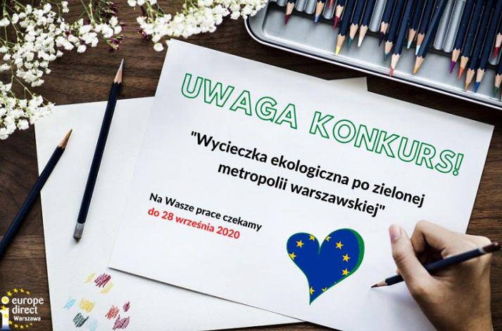 Warszawa. Zaplanuj jednodniowy wypad za miasto. Ruszył konkurs