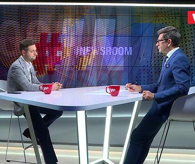 #Newsroom. Gośćmi programu Patryk Jaki i prof. Ewa Łętowska