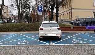 Auto miało być wywiezione na policyjny parking na koszt właściciela