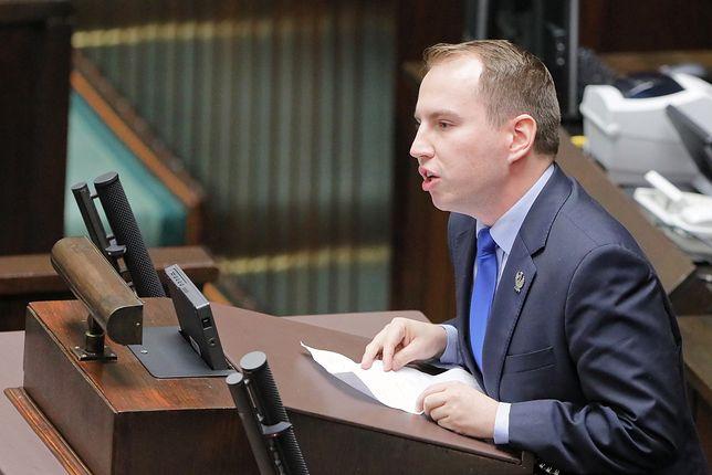 Adam Andruszkiewicz był prezesem Młodzieży Wszechpolskiej