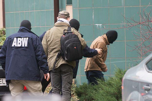 Polak oskarżany o terroryzm aresztowany na 3 miesiące