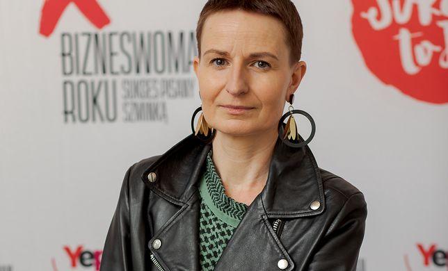 Justyna Borska, współzałożycielka marki I Love Grain